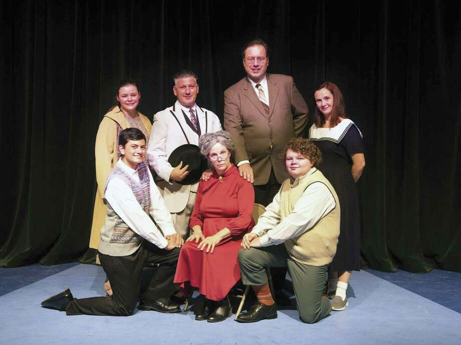 """The Players Theatre Company kicks off the new year with """"Lost in Yonkers"""" which opens on Jan. 25 at the Owen Theatre in downtown Conroe."""