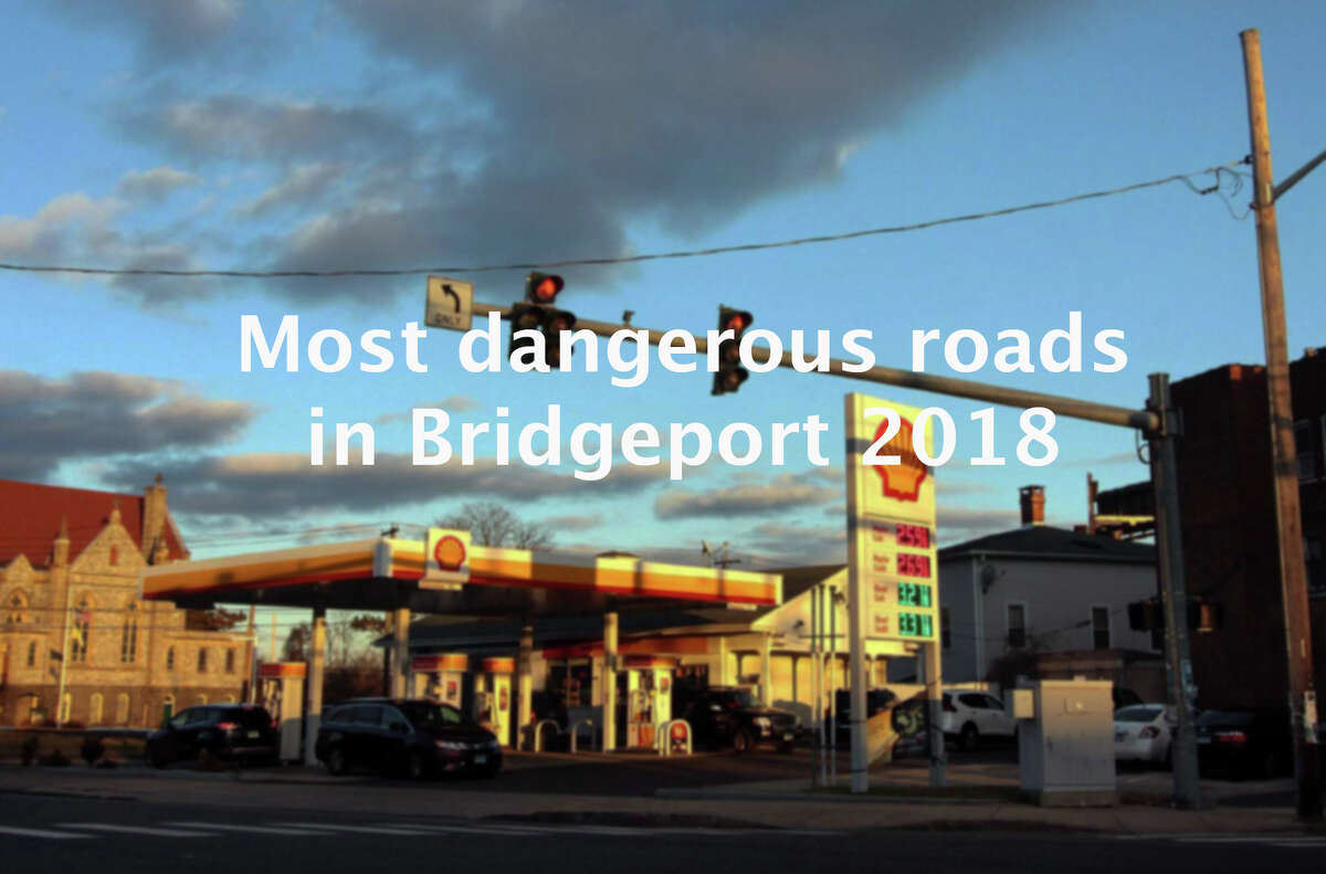 >>Click through to see which roads are the most dangerous in Bridgeport. Source: UConn Connecticut Crash Data Repository