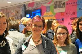 Were you Seen at the kick off to the Women@Work 2019 Breakfast Series, Jan. 9, 2019, at the Hearst Media Center?