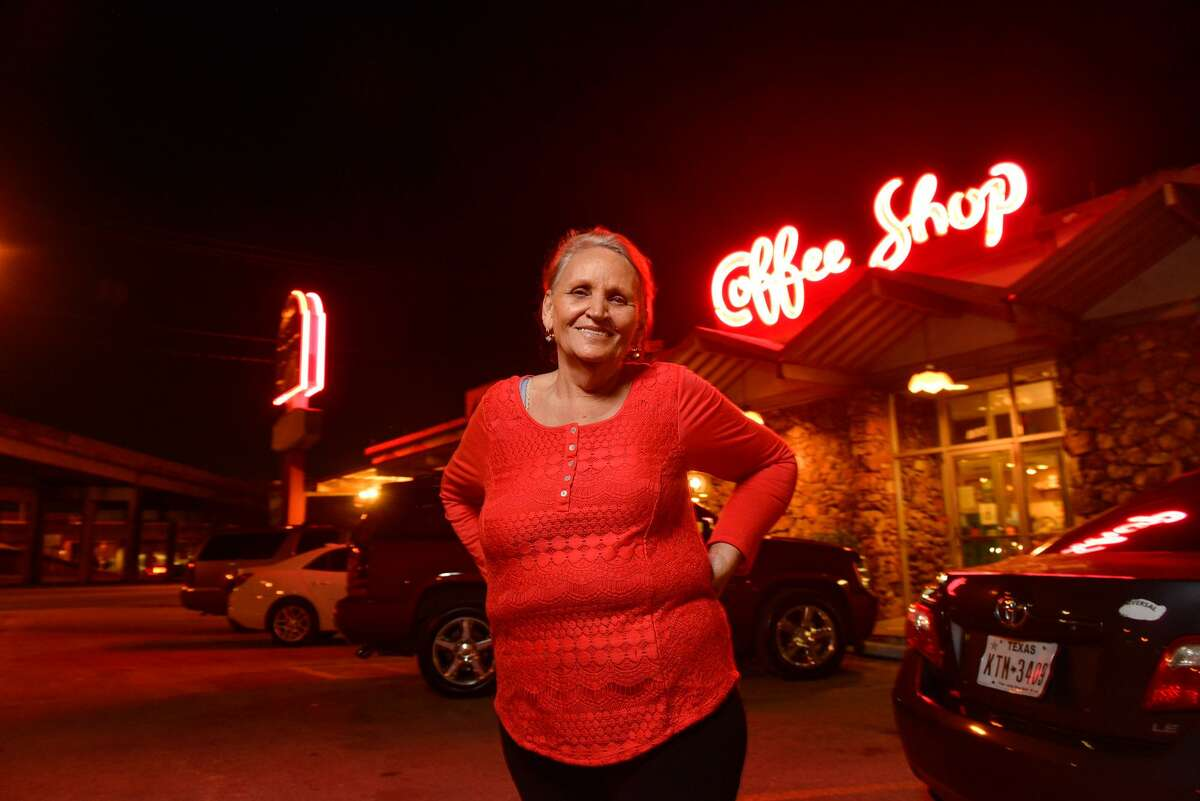 Pig Stand owner Mary Ann Hill has worked at the diner since 1967, when she was an 18-year-old waitress.