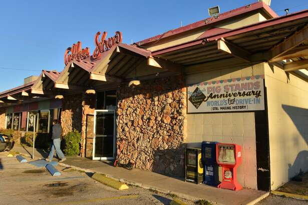 The Pig Stand dates back to 1921, and at its peak had 130 locations nationwide. The San Antonio location at 1508 Broadway opened in the 1930s and is the last Pig Stand left.