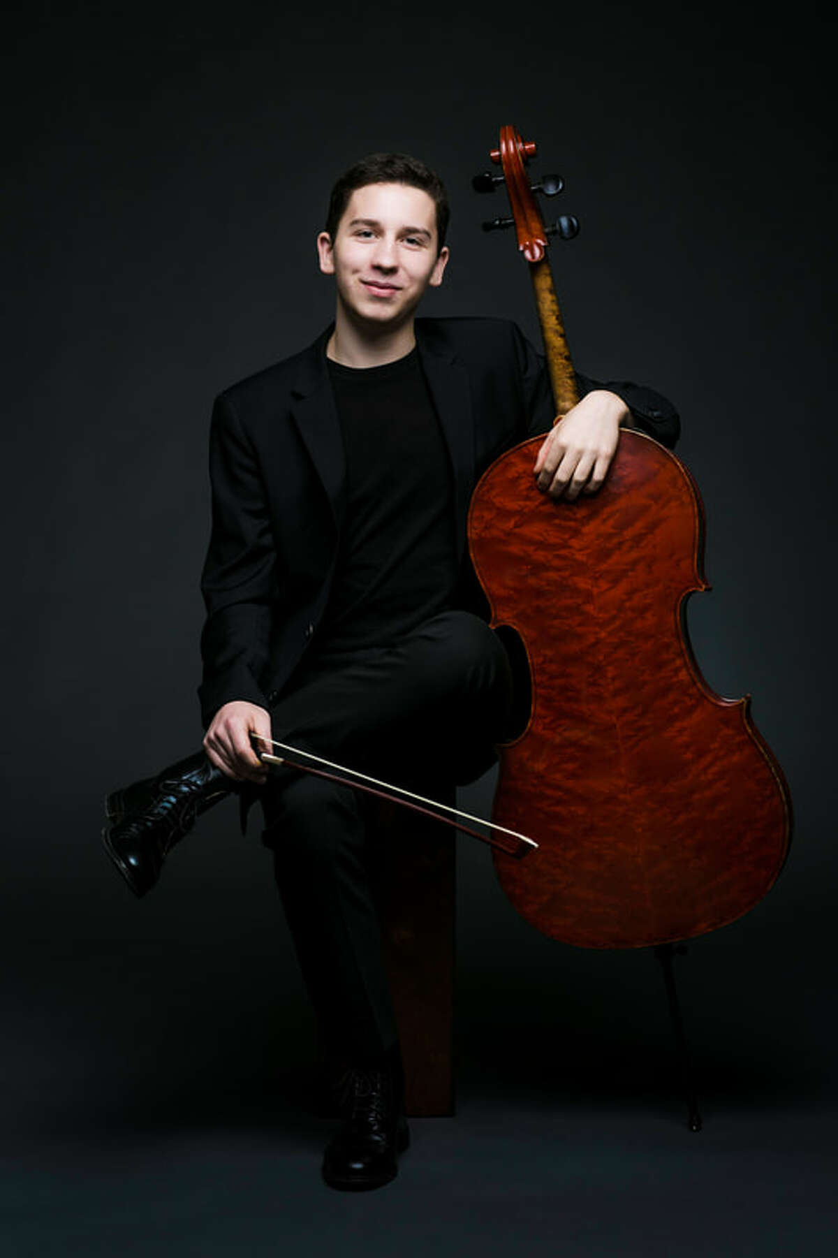 Oliver Herbert, cello, above, and Xiaohui Yang, piano, Union College-Memorial Chapel, 807 Union St., Schenectady. 3 p.m. Sunday.