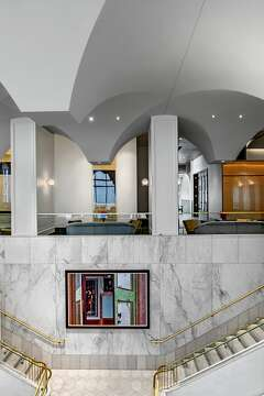 2of7Lauren Rottet And Rottet Studiou0027s Interior Architecture Work On  Houstonu0027s New Hotel Alessandra Earned A U201cBest Hotel Interior USAu201d In The  International ...