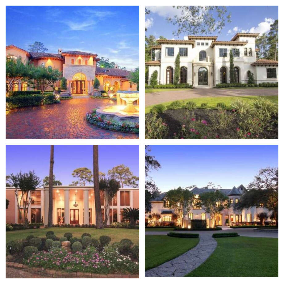 Click through to see the expensive homes of Houston's elite. Photo: Courtesy