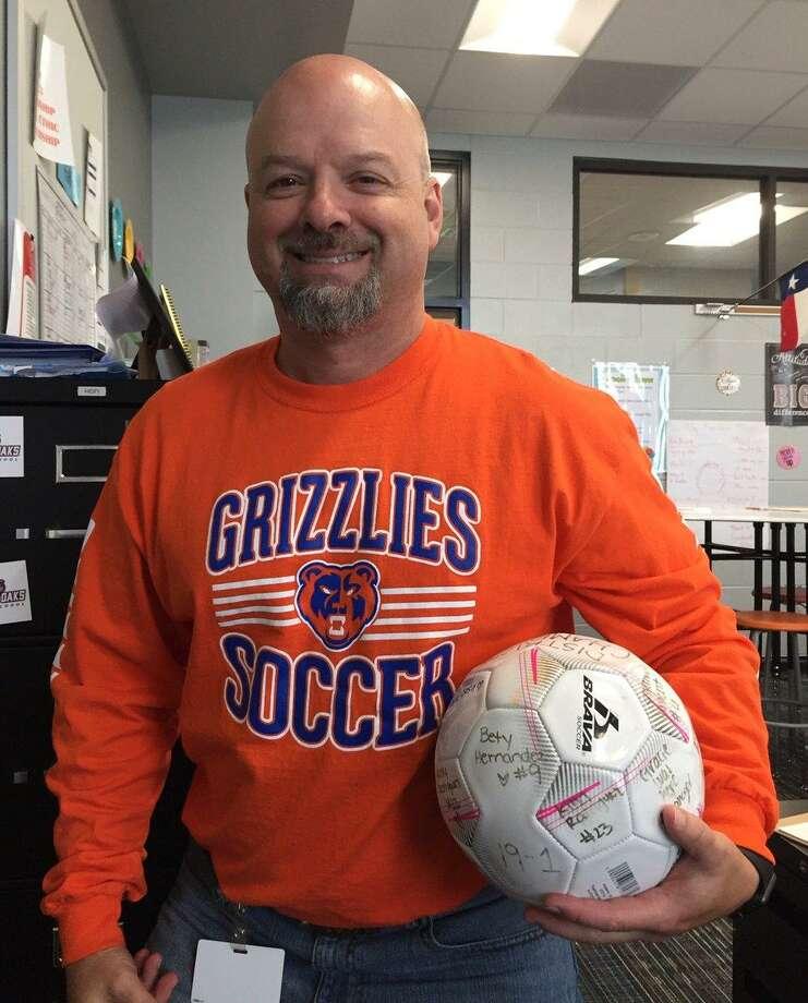 Craig Matthews takes over as boys head coach at Grand Oaks High School in Spring.