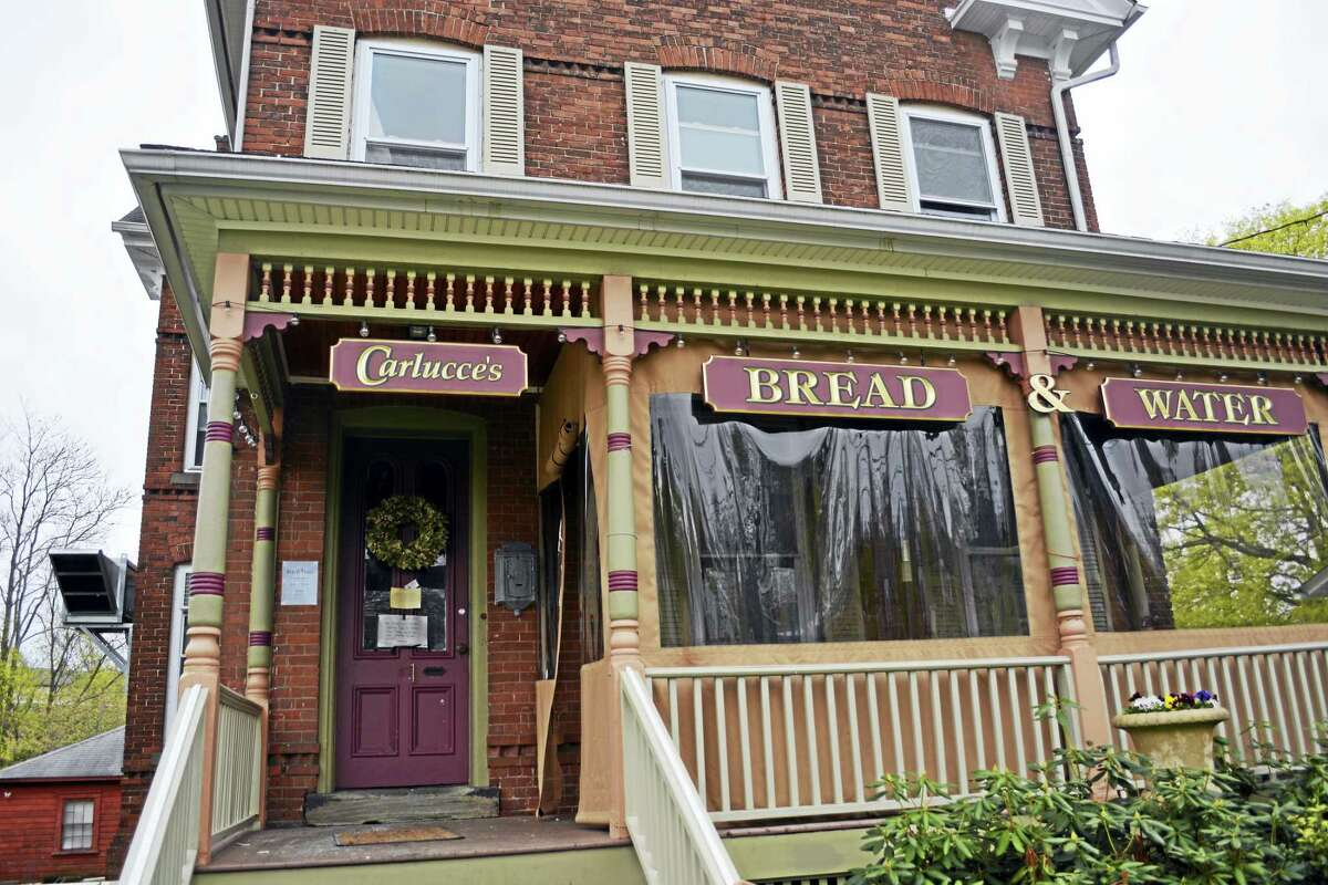 Bread & Water is located in the former Pamecha Jail on Warwick Street in Middletown.