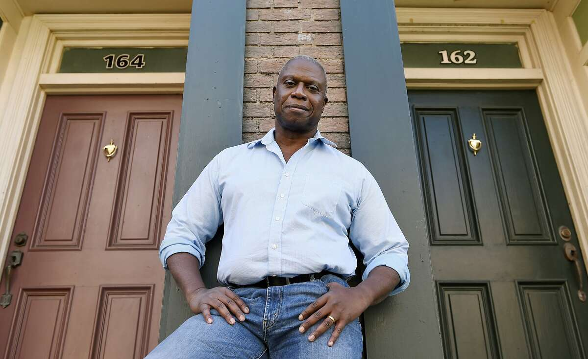 In this Nov. 2, 2018 file photo, Andre Braugher, a cast member in the television series