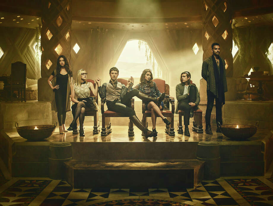 The Magicians returns on Syfy on Wednesday, January 23.  Photo: NBC / 2016 Syfy Media, LLC
