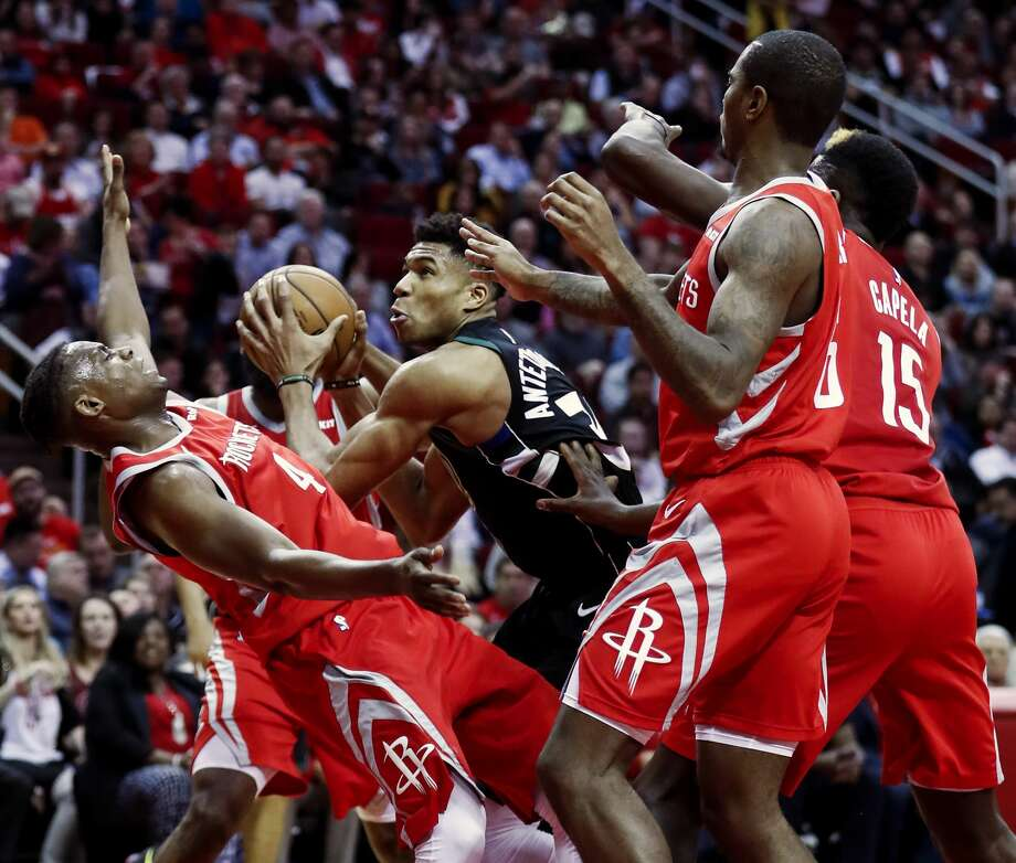 Houston Rockets House Jr: Jan. 9: Bucks 116, Rockets 109