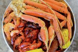 Making its first West Texas appearance will be Crab Station/Oyster Bar, a Dallas-based restaurant chain that features seafood and Cajun dishes.