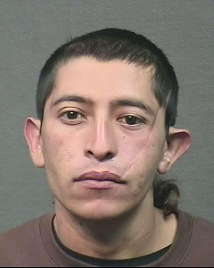Estanislado Alvarez-Hernandez was charged in the 2018 stabbing of Maria Gonzalez. Photo: Houston Police Department