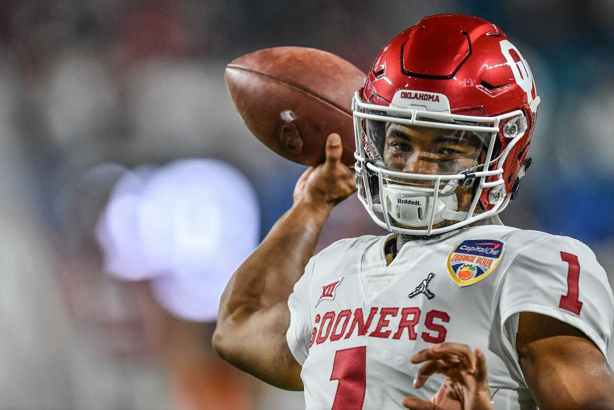Oklahoma quarterback Kyler Murray will be one of the most scrutinized players at the NFL scouting combine in recent years.