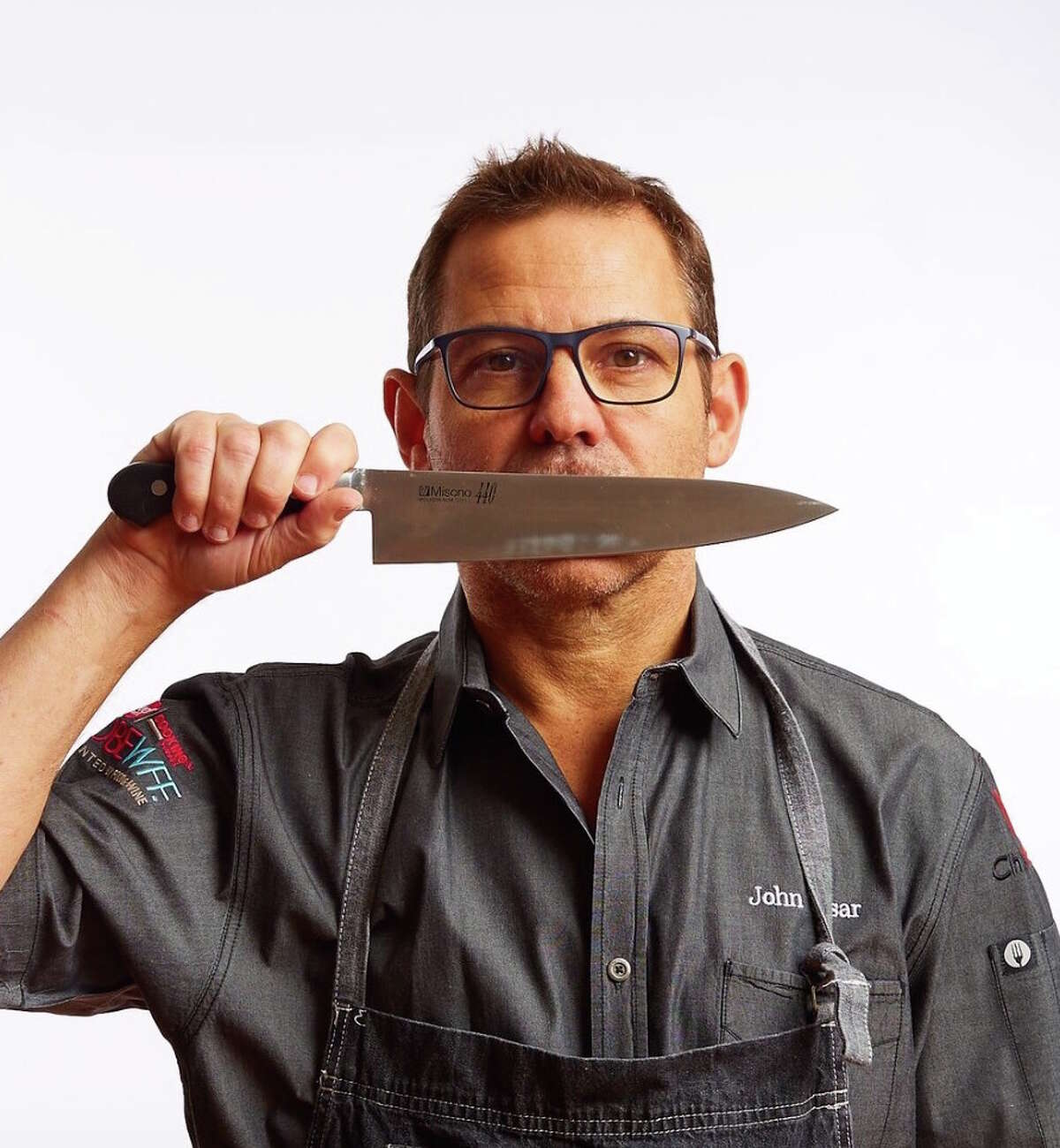 Chef John Tesar will partner with chef Austin Simmons of Tris restaurant in The Woodlands for the next CollaborEIGHT dinner series at Tris on Jan. 14.