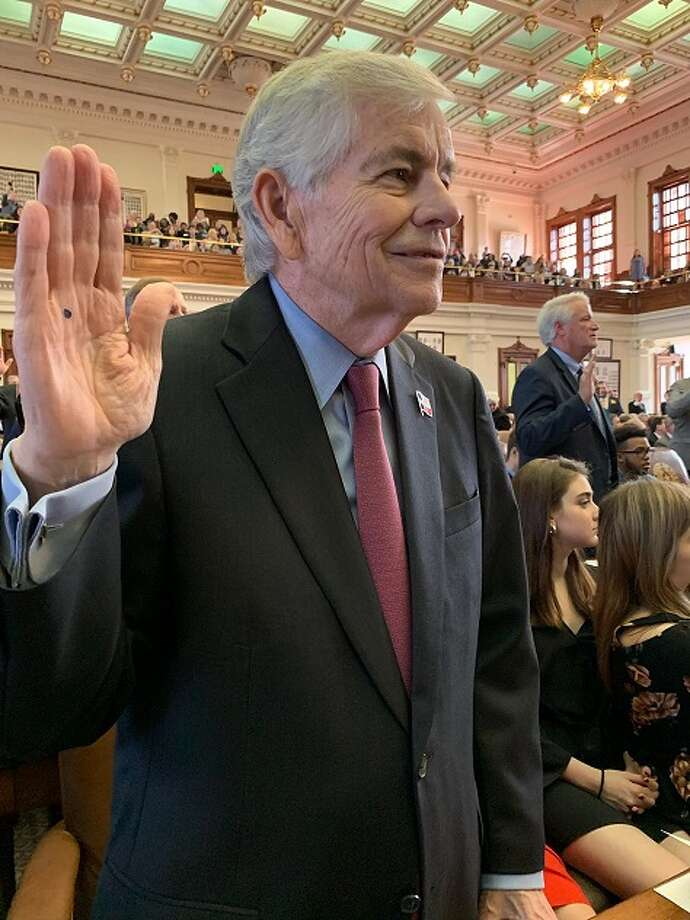 State Rep. Tom Craddick, the Texas House's most senior member, will commemorate his 50th year in office this session. Craddick is the representative for the following counties: Crane, Upton, Midland, Martin and Dawson. Photo: Courtesy Photo