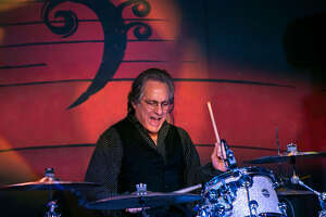 Max Weinberg's Jukebox, featuring the E Street Band drummer, will perform at the GE Theatre at Proctors Friday January 11 2019 at 7:30 p.m.