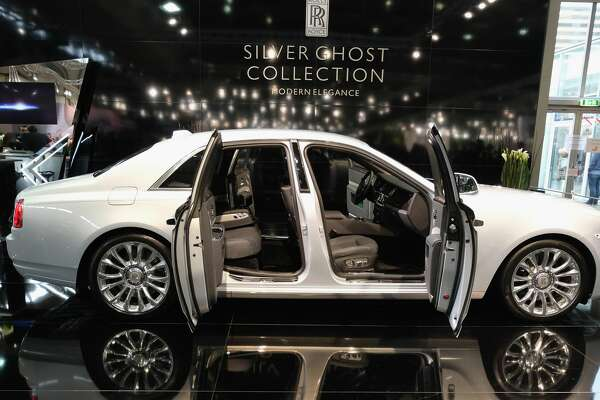 A Rolls Royce Silver Ghost is displayed during the Vienna Autoshow, as part of Vienna Holiday Fair on January 10, 2019 in Vienna, Austria. The Vienna Autoshow will be held from January 10-13. (Photo by Manfred Schmid/Getty Images)