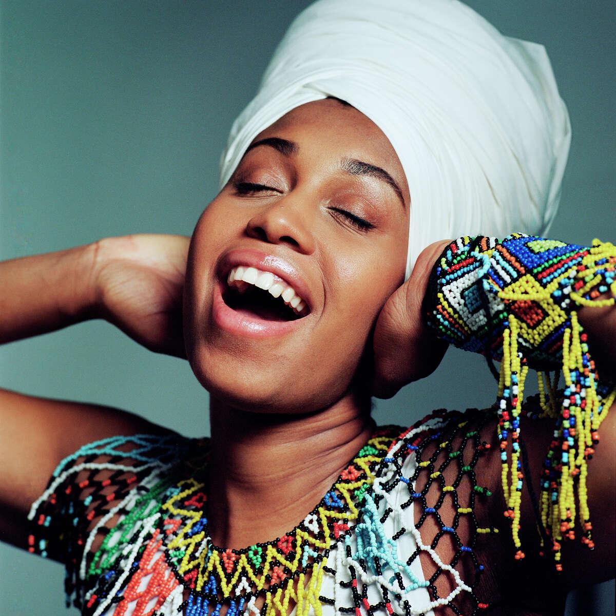 Singer Jazzmeia Horn