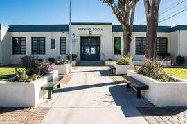 36 percent of the students at Sherwood Elementary School in Salinas are homeless.