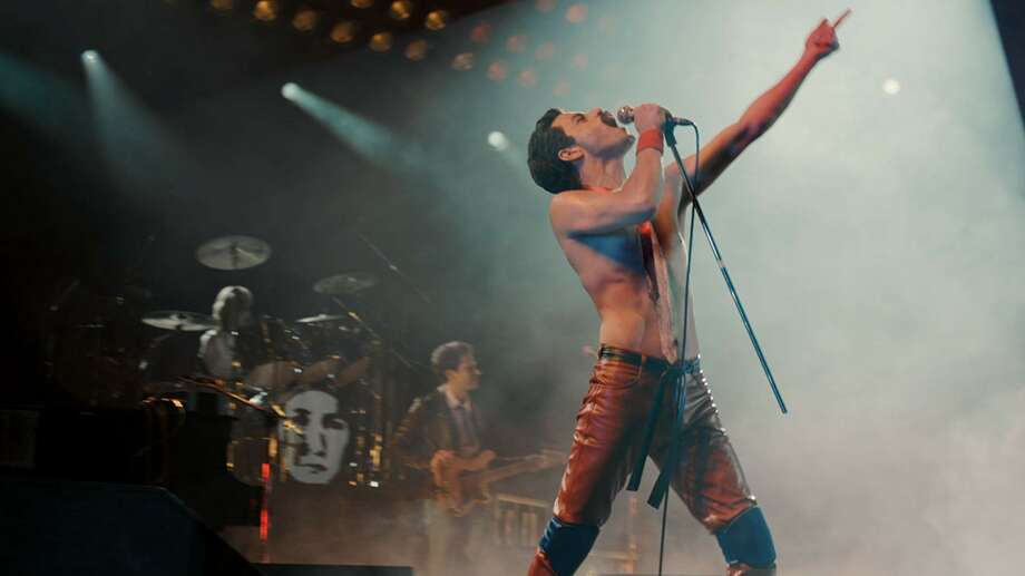 Rami Malek as Freddie Mercury in 'Bohemian Rhapsody' Photo: 20th Century Fox
