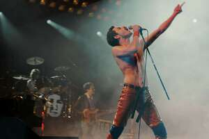 Rami Malek as Freddie Mercury in 'Bohemian Rhapsody'