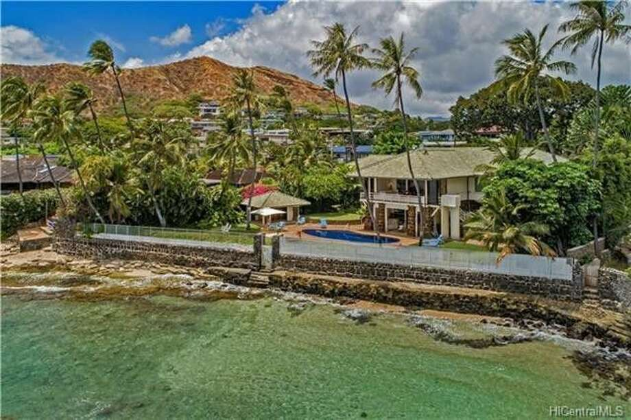 Jim Nabors' Hawaii retreat sold for $12 million. Golly! Nabors, famous for playing Gomer Pyle, had lived on Oahu until his death in 2017. He was 87. Photo: Realtor.com