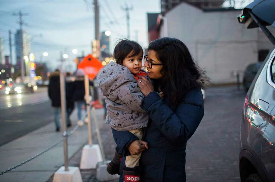 "Akshaya Murali describes Toronto as ""really family-friendly."" Photo: Photo For The Washington Post By Michelle Siu / For The Washington Post"
