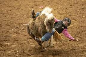 The Sandhills Rodeo. 1/5/2019 Jacy Lewis/191 News