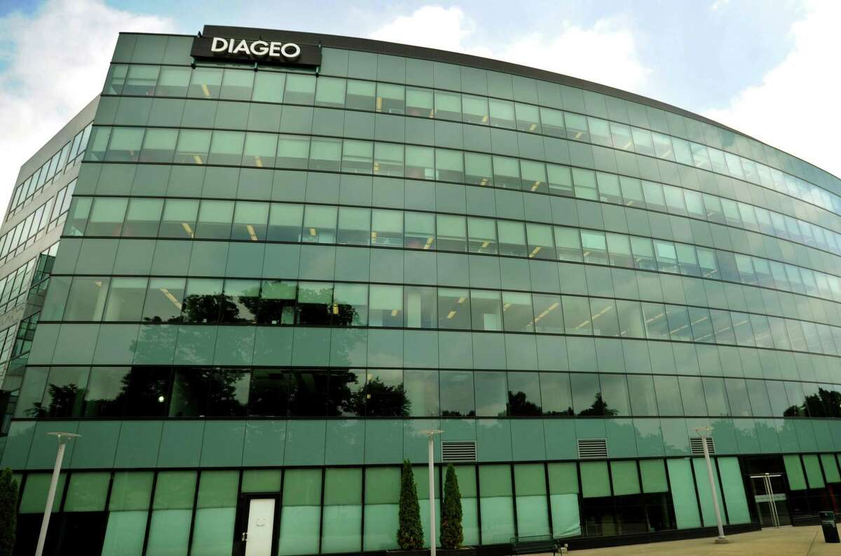 Diageo North America's corporate offices in Norwalk, Conn.