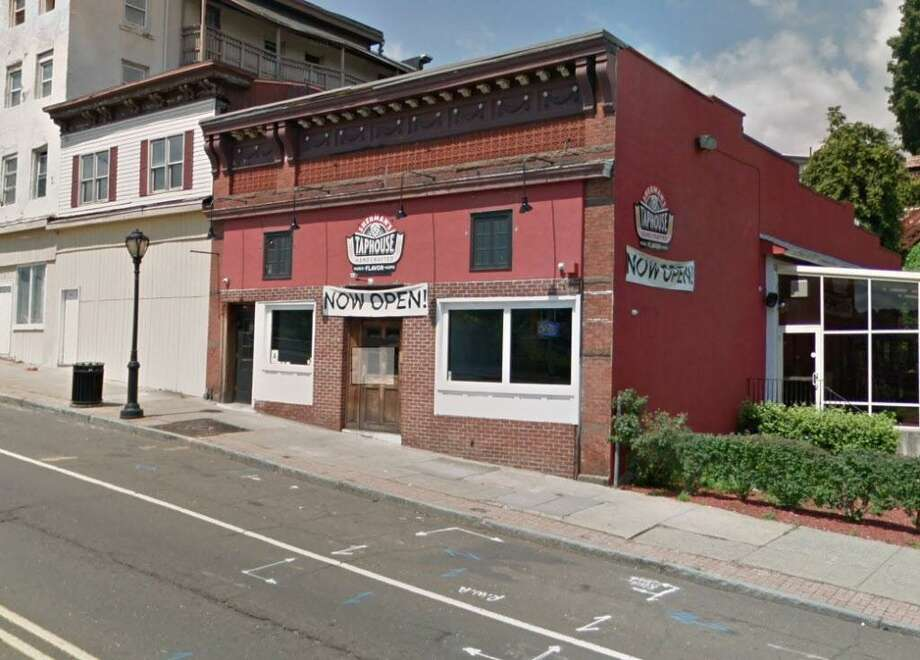 A screenshot from Google Maps shows Sherman's Taphouse at 181 Main Street. Photo: Contributed Photo/Google Maps / Contributed Photo / Connecticut Post Contributed