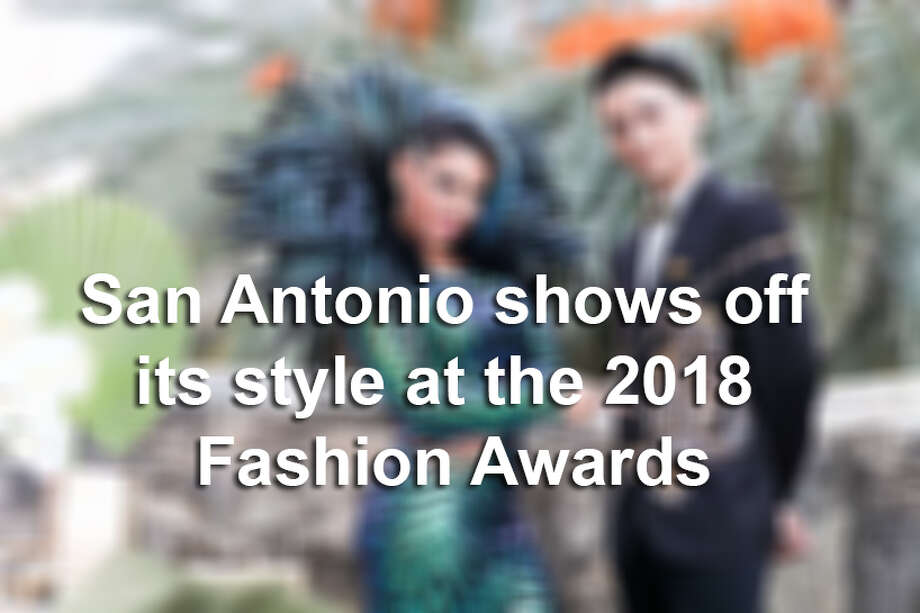 San Antonio shows off its style at the 2018 Fashion Awards Photo: Fabian Leon Villa