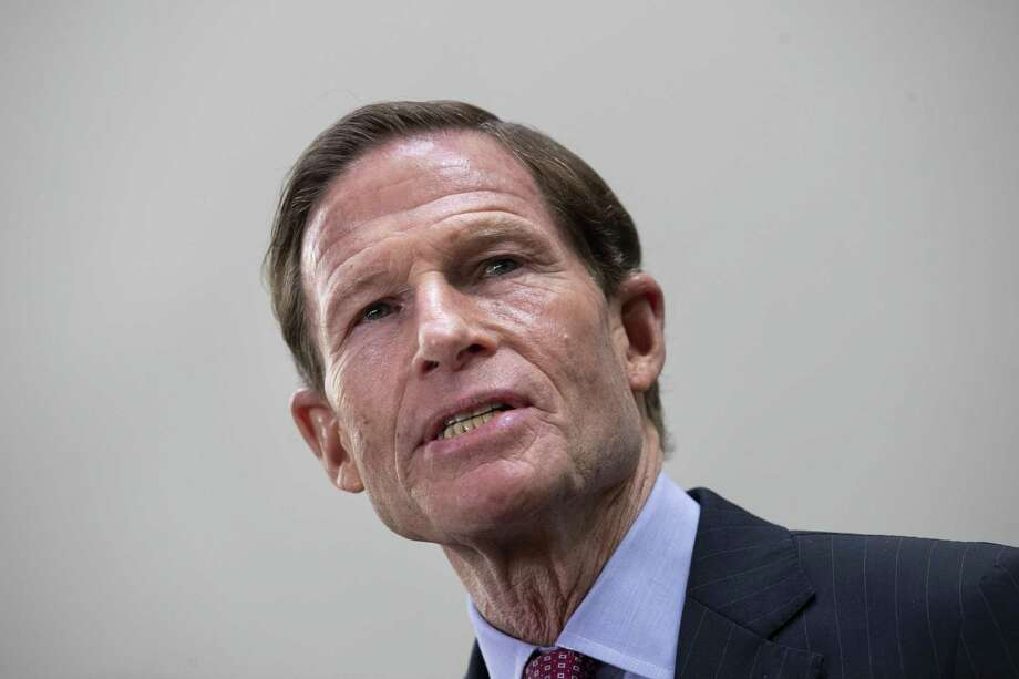 Sen. Richard Blumenthal Photo: Drew Angerer / Getty Images / 2018 Getty Images