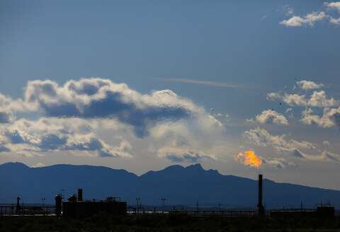Oil producers are burning enough 'waste' gas to power every home in