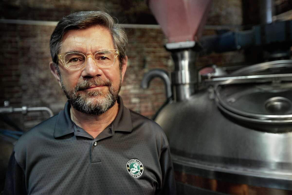 Steve Hindy, founder ofBrooklyn Brewery.