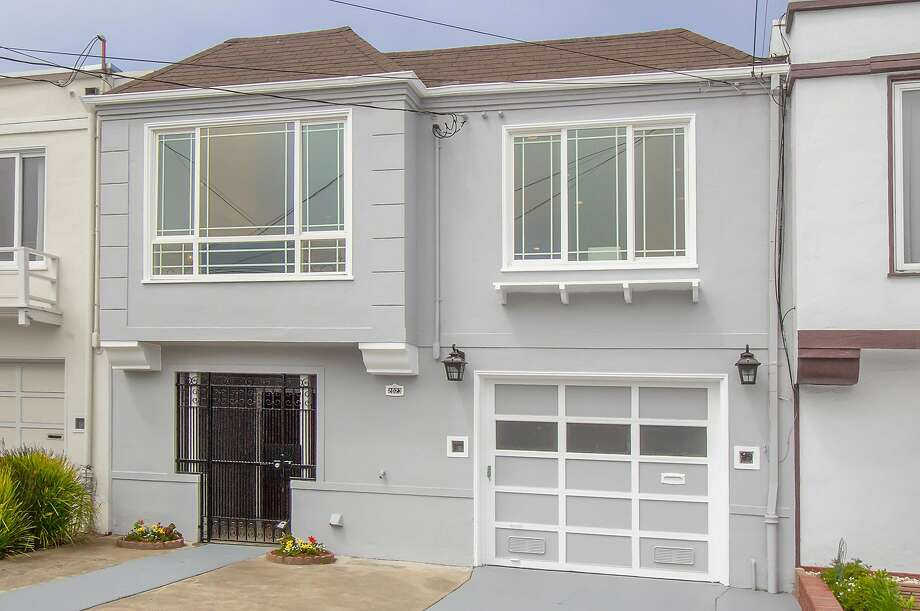 Price Point: $998,000 in Outer Sunset