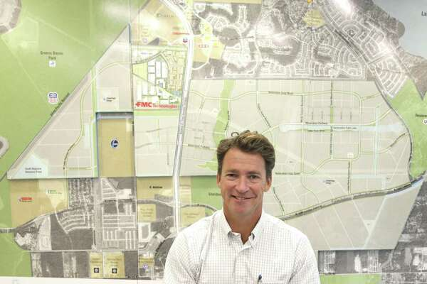 Ryan McCord, president of McCord Development, is leading the development of Generation Park, a 4,000-acre master planned commercial development in northeast Houston.