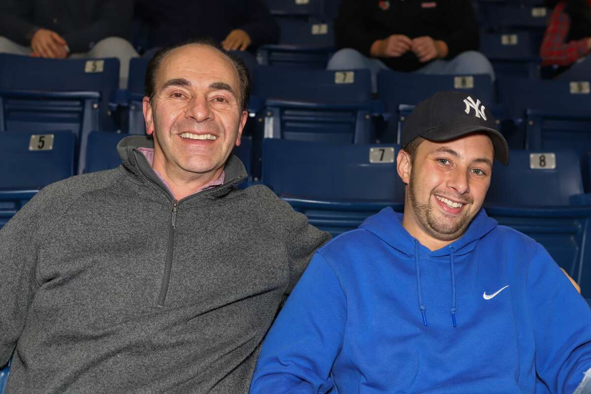 The Fairfield University Stags took on St. Peter's University on the basketball court at Webster Bank Arena in Bridgeport on January 10, 2019. Were you SEEN in the stands?