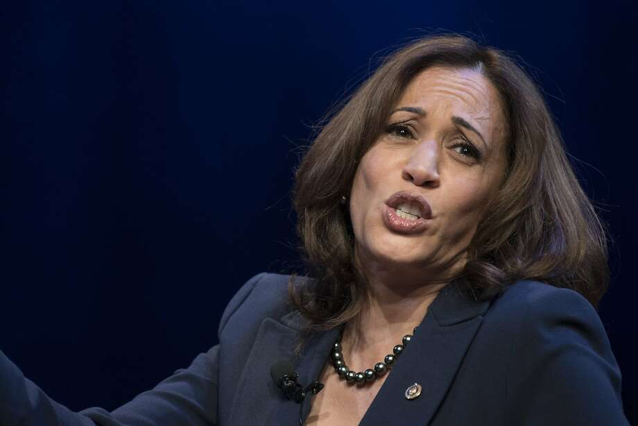 Sen. Kamala Harris, D-Calif., in Washington. Click through the gallery for things you might not know about her. Photo: Sait Serkan Gurbuz, Associated Press