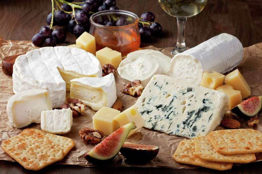So much cheese! Despite Americans eating plenty of cheese, the United States is experiencing a surplus in the savory item.  >> Scroll through the slideshow to learn 14 facts about cheese.