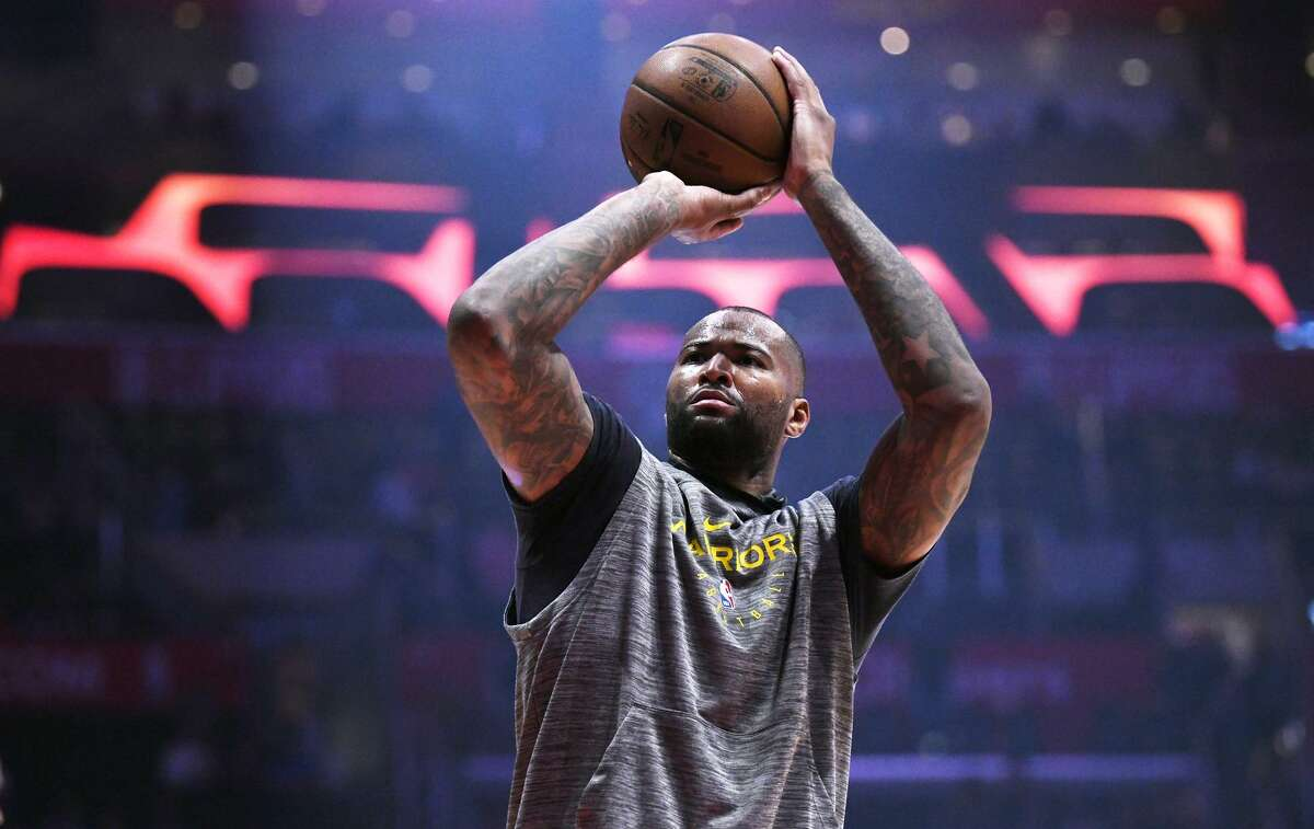 DeMarcus Cousins' adjustment to being a Warrior should be helped by his growing rapport with head coach Steve Kerr.