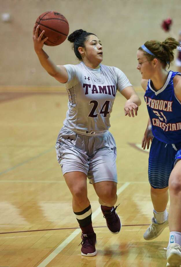 TAMIU lost 89-38 at Newman on Saturday tying the school records for 15 straight defeats and 17 dating back to last year. Alliyah Bryant finished with seven points and four rebounds. Photo: Danny Zaragoza /Laredo Morning Times File