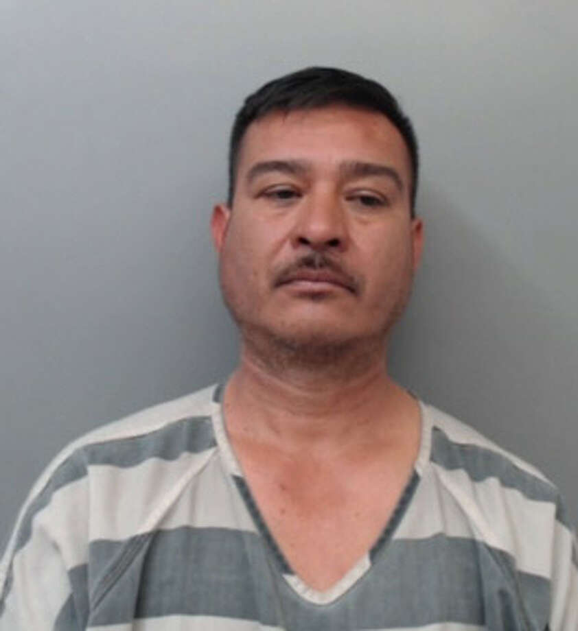 Rito Torres-Hernandez, 44, was charged with theft. Photo: Webb County Sheriff's Office