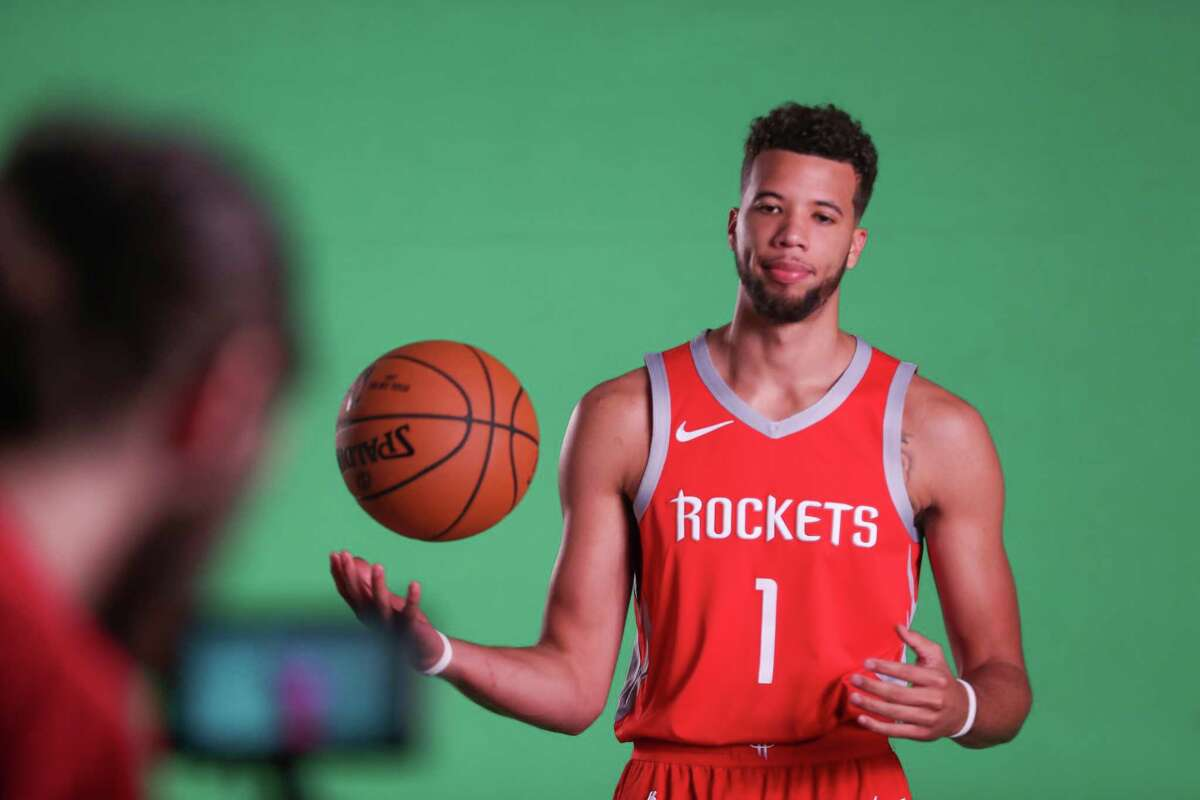 A former first-round pick, Michael Carter-Williams didn't last with the Rockets after signing as a free agent.
