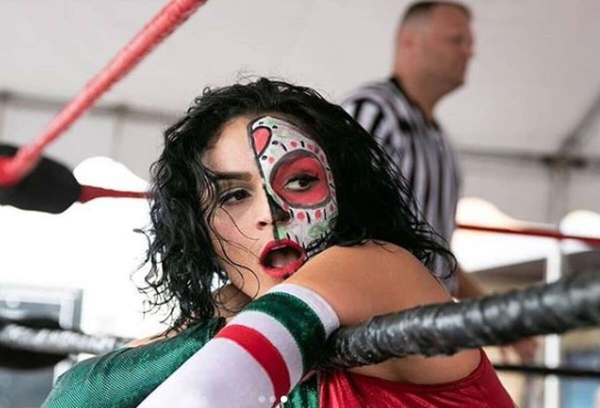 San Antonio pro wrestler Thunder Rosa, whose real name is Melissa Cervantes, announced via Twitter she officially signed with All Elite Wrestling. The 35-year-old has been working with AEW since August 2020, according to On Tap Sports Net.