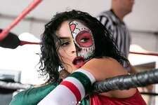 """For those considering a career in wrestling, she has this advice: """"Never give up no matter how difficult the road gets, she says. """"This life is very beautiful and if you have the chance to live your dream full time, don't let it go."""""""