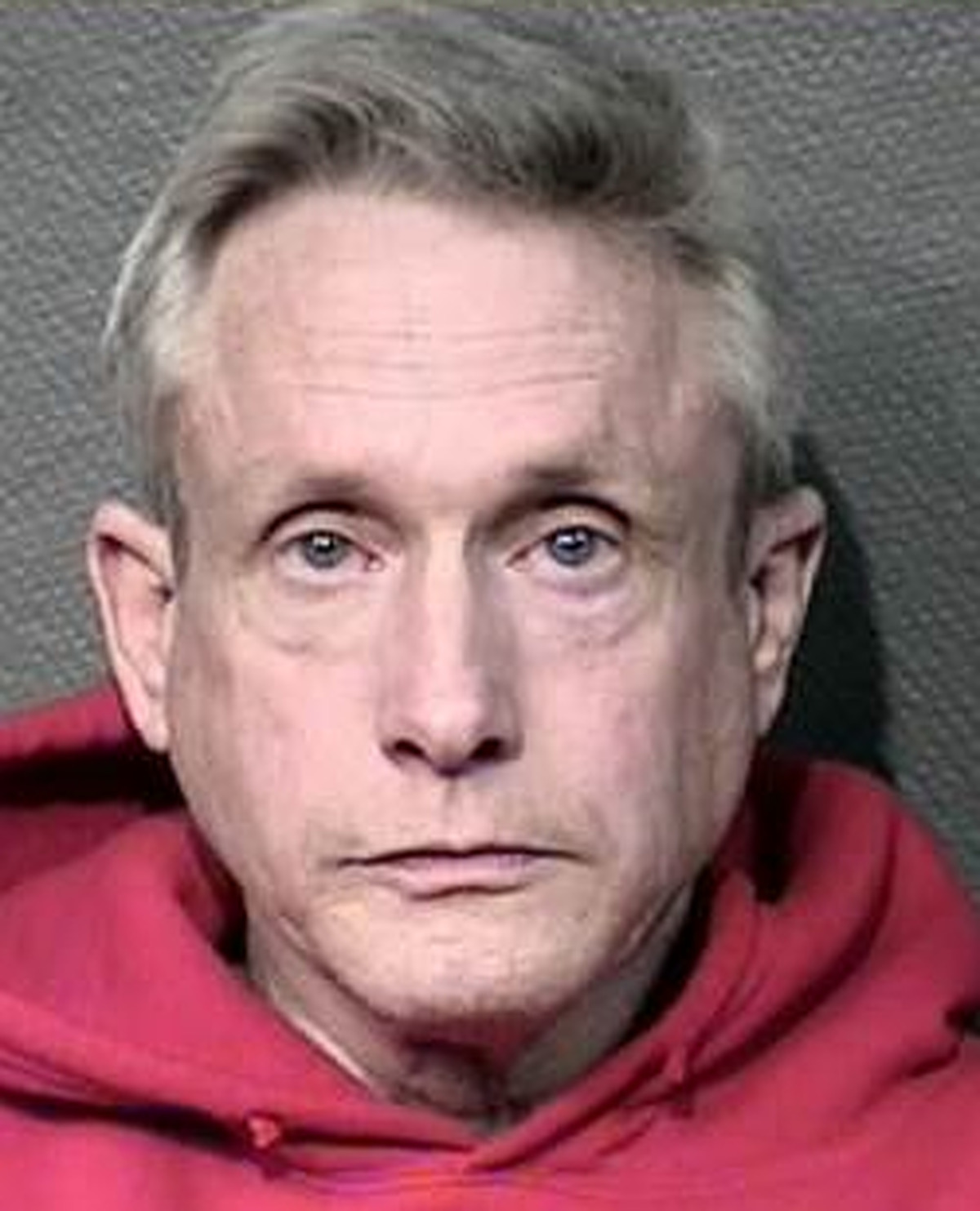 Robin Chiswell, 60, was arrested in November on a felony stalking charge, accused of sending a woman several threatening messages and following her for at least nine months in 2018, court records show.