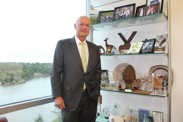 This month marks Alex Sutton?'s 25th year at The Woodlands Development Company, a subsidiary of the Howard Hughes Corp. Though he hasn?'t always lived and worked in The Woodlands, as co-president of the company he has a good handle on the area.