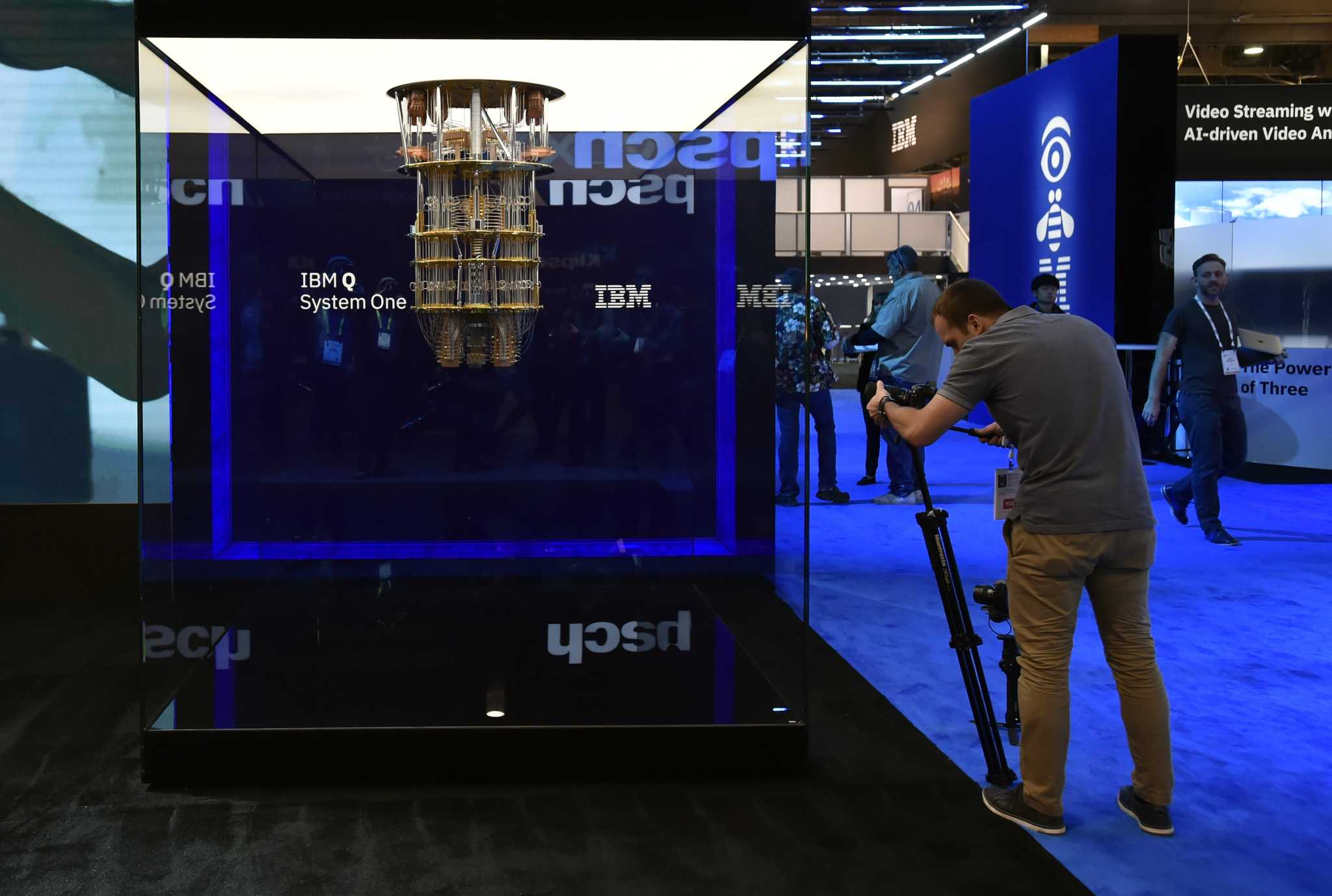 IBM, Exxon Mobil make quantum computing leap