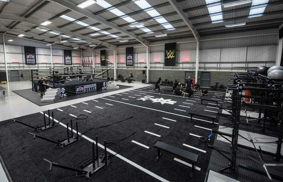 WWE has opened a 17,000-square-foot training center in London. Photo: Contributed Photo