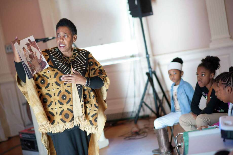 """Waltrina Kirkland Mullins' program """"Remember The Struggle, Remember the Legacy: A Poetry & Song Celebration"""" will take place at the New Haven Museum Monday, Jan. 21, at 12:30 p.m. Photo: Defining Photo / Contributed Photo / Connecticut Post Contributed"""