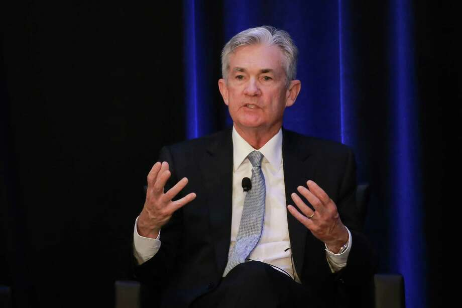 Federal Reserve Chairman Jerome Powell at the American Economic Association and Allied Social Science Association Annual Meeting in Atlanta on Jan. 4, 2019. Photo: Bloomberg Photo By Elijah Nouvelage. / © 2019 Bloomberg Finance LP